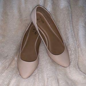 Mix No. 6 Vantage Nude Ballet Flat